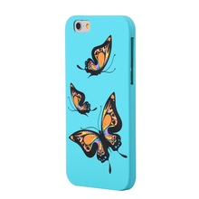 originality colours printing 3d mobile phone silicone case for iphone 6