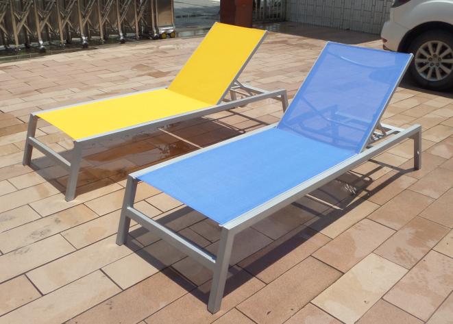 Vivien New Arrival Outdoor Furniture Modern Aluminum Frame Long Lasting Daybe