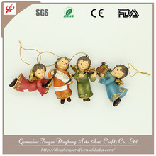 Factory OEM Design Resin Fairy Figurines Memorial Solar Angel
