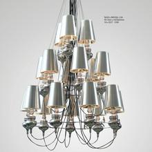 large vintage classic resin/PVC hanging pendant lamp for hotel / bar/ restaurant
