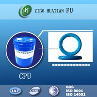 Wear resistance polycaprolactone polyurethane prepolymer for tire