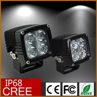 2015 newest auto parts led work lights 30w motorcycle leds