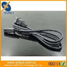NEMA 1-15P TO C7 AC Power cord 2 pin plug electric wire