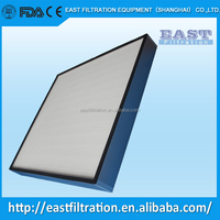 Easy Clean Aluminum Mesh Plate Air Filter Used for Primary Pre-filter