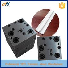 PVC WPC Wood Plastic Floor Mould Tool