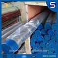 304 316 tubos redondos de acero inoxidable soldados