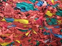 Recycled foam scrap compress in bale hot selling in Oman