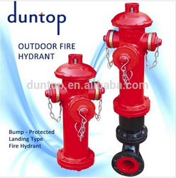 safety outdoor fire hydrant with China manufacturing