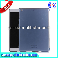 Wholesale Ultra Slim PC Plastic Crystal Hard Shell Smart case for iPad Air