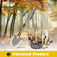 Best Winter Survival Tool Kit Multifunction Shovel With Flint Magnesium Fire Starter