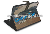 High Quality British Style Leather Case for Ipad Mini 2