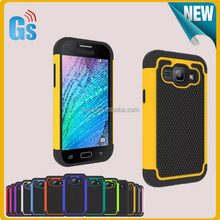 3-in-1 Super Combo Protector For Samsung Galaxy J1 J100F J100 Case Cover