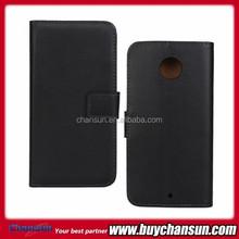 For Motorola moto x 2nd gen leather case