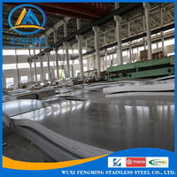 top 304 stainless steel sheet no 4 satin finish with pvc