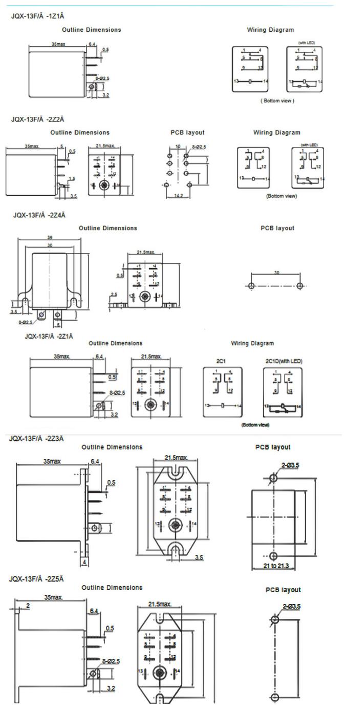 Jqx 13f Wiring Diagram 116f Relay 3 Wire Diagrams Relaycontrol Controlcircuit Circuit Seekiccom Ly2nj Dpdt 8 Pins 10a 240vac 24v Dc Coil Power