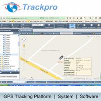 GPS vehicle tracking server software for GVT-500, GVT-800, MT-100, MT-60X, MT-70, MT-90, XT-007