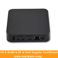 Amlogic 8726 M3 Full HD1080P Android arm cortex a9 amlogic 8726-m3 smart android box ethernet M3 tv box