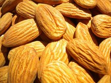 Almonds, nonpareil almonds for sell