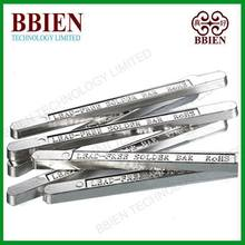 New products tin wire and tin bar used for refrigerator BBIEN soldering factory supplies Sn50Pb50