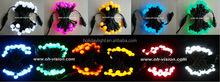 hot sell color change led holiday light/holiday creations led christmas lights