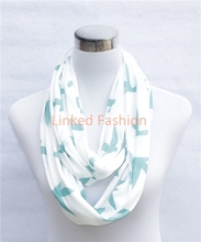 STOCKS hot in USA Canada inventory Chevron Greek Key Quatrefoil infinity scarf scarf styles delivery within 3 days