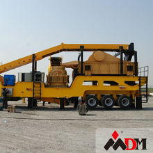 China most professional mobile gravel crushers for sale in alberta CE ISO