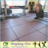 badminton sports Gyms rubber floor mat thin rubber mats