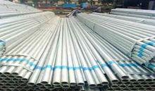 Galvanized (GI) Pipe Stock Importer in Dubai Abu Dhabi
