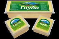 Block processed cheese / preparation