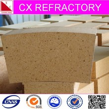 Factory price different size types of refractory bricks
