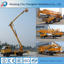 Mature Technology Folding Boom Truck Crane for Strong T-King Truck Vehicle