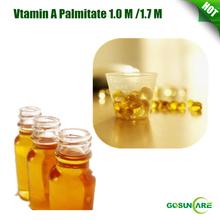 High Quality Vtamin A Palmitate 1.7miu / 1.0miu / Vitamin A Palmitate Oil