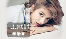 PIA LILMOON 1DAY UV CHOCOLATE COLOR CONTACT LENSES Disposable 10PCs