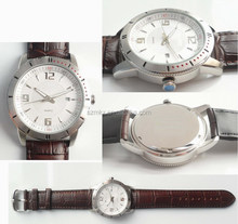 China Customized Watch Manufacturer Stainless Steel Watches, japan movt quartz watch
