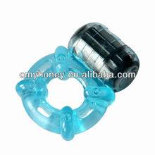 velocidades 5 gallo anillo de mariposa del pene manga anillo para el pene juguetes sexuales para hombres