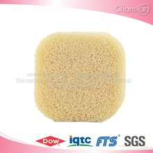 Beauty Products Raw Material Flat Facial Sponge