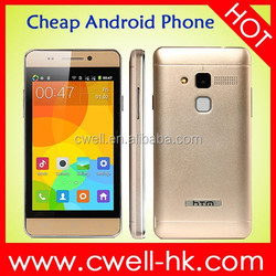 HTM H500 4inch touch screen cheap android phones with dual sim