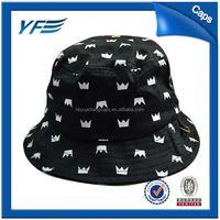 Tie Dyed Bucket Hat/Cap For Bottle/Corduroy Snapback Hat