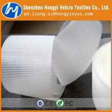 factory offer high quality nylon injection plastic hook velcro fabric/velcro hook fastener