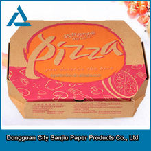 Standard customised pizza box/high quality in 9 10 11 12 13 14 15 16 inches