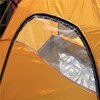 Plastic concert tent motorcycle storage tent
