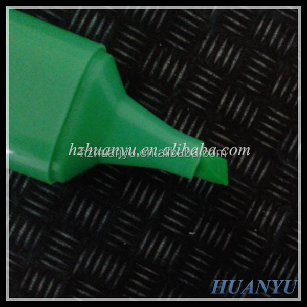 highlighter chisel pen nib & tip