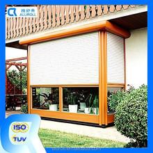 Italian Exterior Vertical electric and Manual Aluminum Window Shade