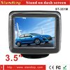 small size 12v car lcd monitor with hdmi input from china