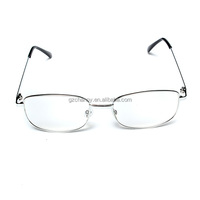 Unisex Light Resin Metal Frame Reading Glasses +1/+1.5/+2/+2.5/+3/+3.5