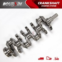 auto part engine crankshaft 4E use for TOYOTA