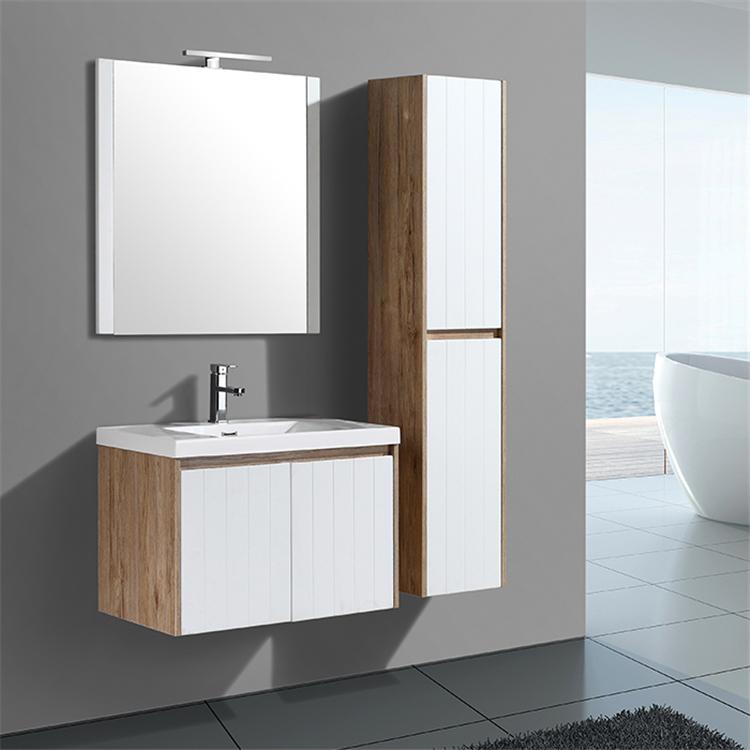 Sıcak satış yeni varış süslemeleri banyo bâtıla beyaz banyo mobilyaları set iki katına lavabolar banyo bali dolapları