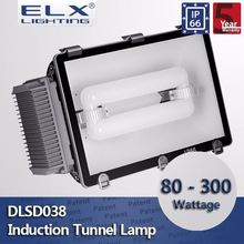 ELX Lighting induction tunnel light highway lamp post sealant