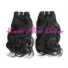 Exotichair 100g remy hair weave queen hair beauty
