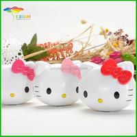High Quality Hello Kitty Power Bank 6000mah Universal Mobile Phone Charger
